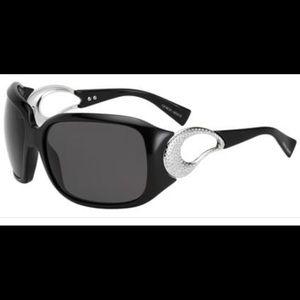 Giorgio Armani Black Sunglasses